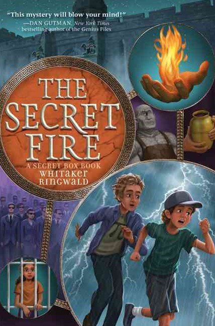 Secret Box (3): The Secret Fire