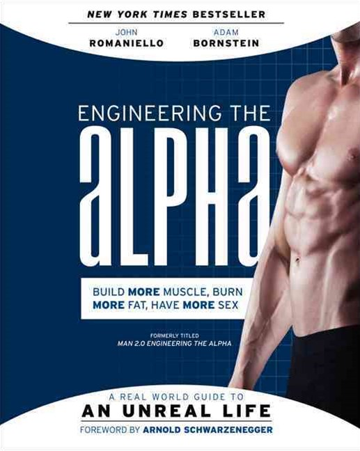 Man 2. 0 Engineering the Alpha