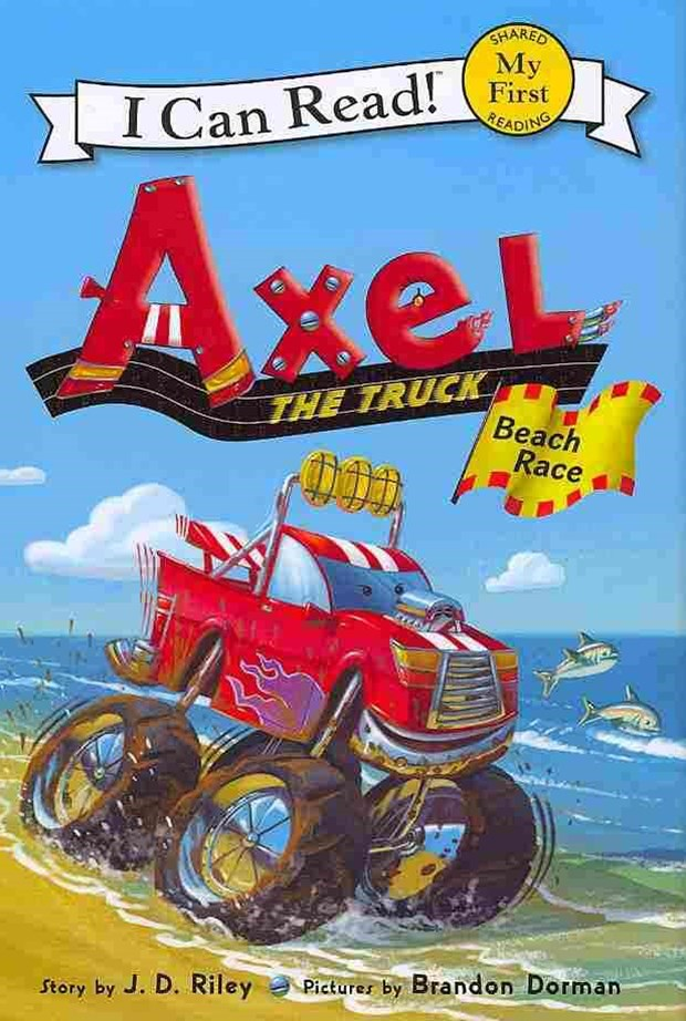 Axel the Truck: Beach Race