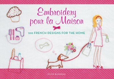 (ebook) Embroidery pour la Maison