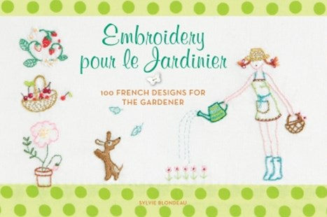 (ebook) Embroidery pour le Jardinier - Art & Architecture General Art