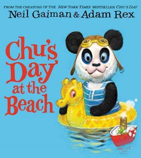 Chu's Day at the Beach - Children's Fiction Intermediate (5-7)