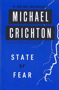 State of Fear by Michael Crichton (9780062227218) - PaperBack - Crime Mystery & Thriller