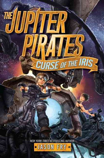 The Jupiter Pirates - Curse of the Iris