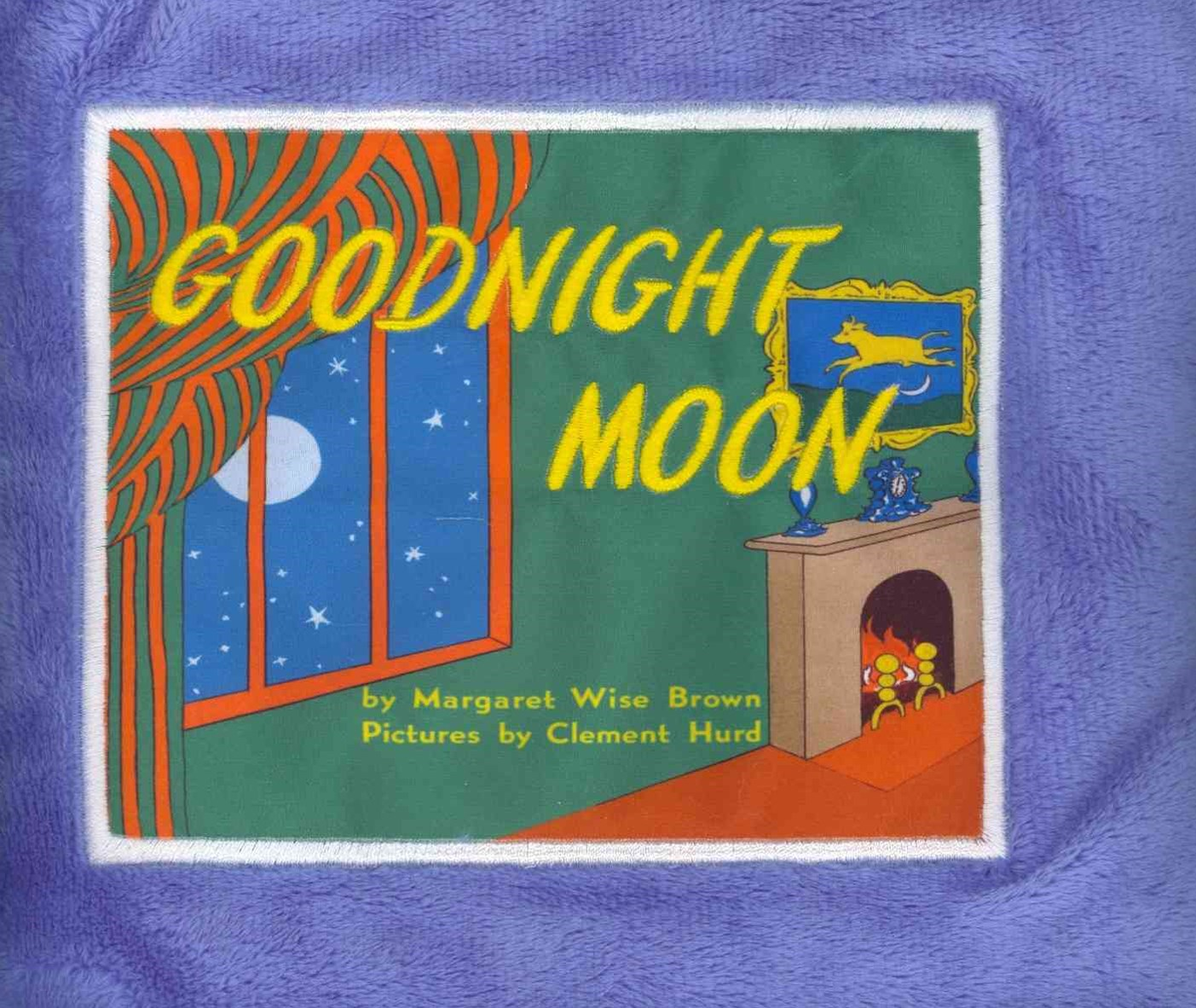 Goodnight Moon Cloth Book Box