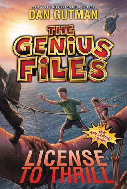 The Genius Files (5): License to Thrill