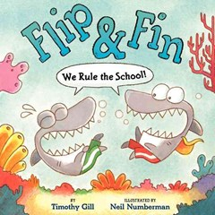 Flip and Fin: We Rule the School!