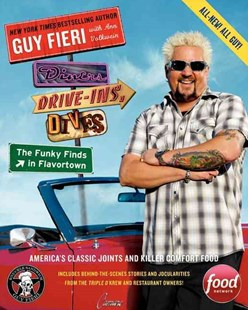Diners, Drive-Ins, and Dives by Guy Fieri, Ann Volkwein (9780062244659) - PaperBack - Cooking American