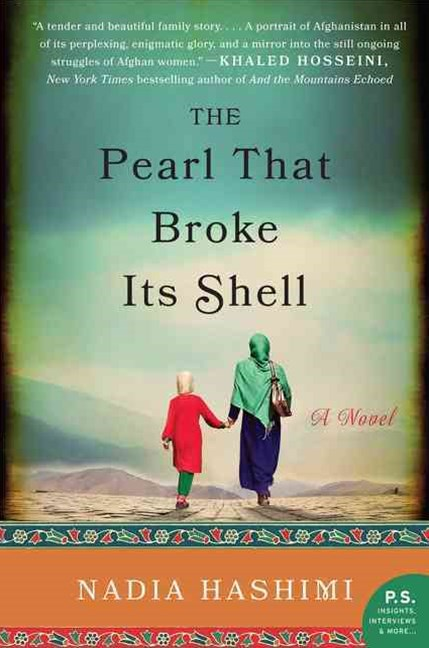 The Pearl that Broke It's Shell
