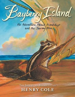 (ebook) Brambleheart #2: Bayberry Island