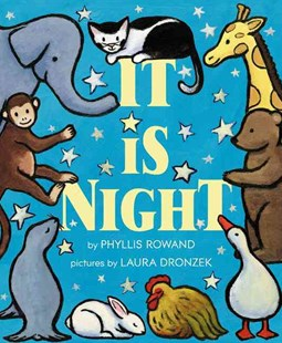 It is Night - Non-Fiction Animals