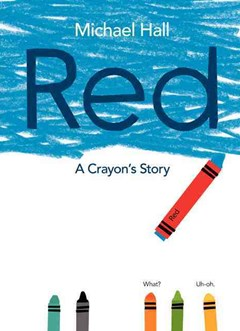 Red: A Crayon