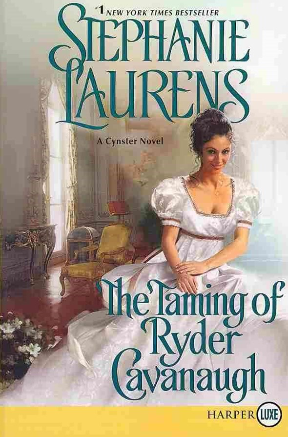 The Taming of Ryder Cavanaugh (Large Print)