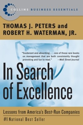 (ebook) In Search of Excellence