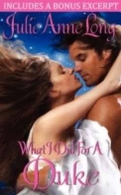 (ebook) What I Did For a Duke with Bonus Material