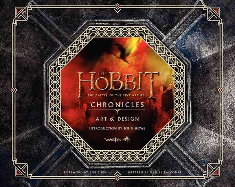 The Hobbit: There and Back Again Chronicles: Art and Design