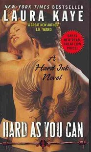 Hard As You Can by Laura Kaye (9780062267900) - PaperBack - Romance Modern Romance