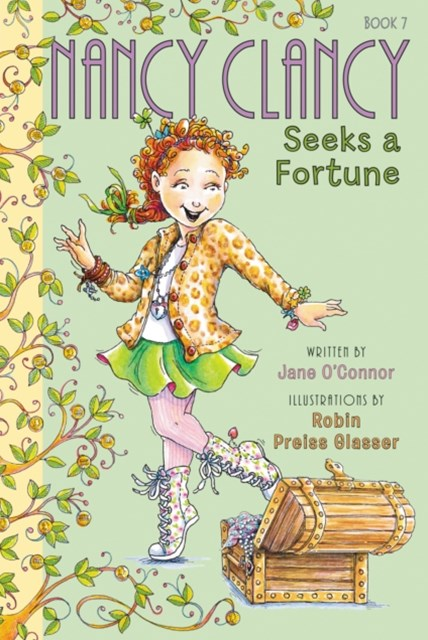 Fancy Nancy: Nancy Clancy Seeks a Fortune