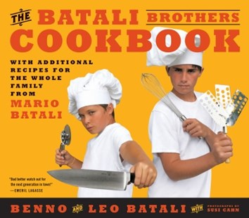 (ebook) The Batali Brothers Cookbook - Non-Fiction