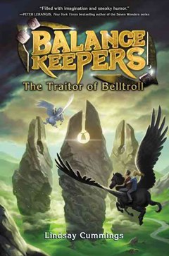 Balance Keepers #3: The Traitor Of Belltroll