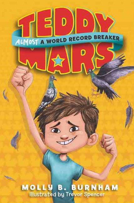 Teddy Mars: Almost A World Record Breaker