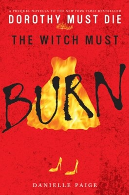 (ebook) The Witch Must Burn