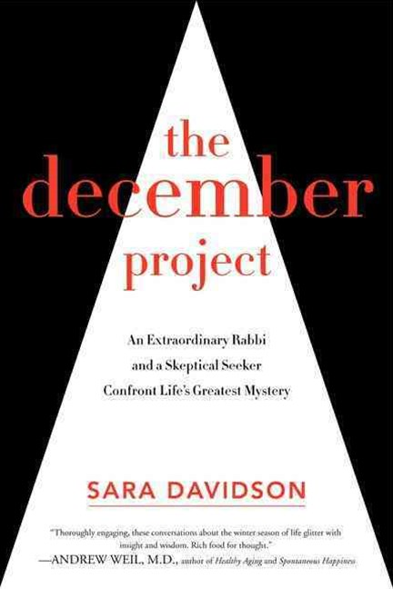 The December Project: An Extraordinary Rabbi and a Skeptical Seeker TakeAim at our Greatest Mystery