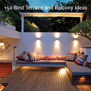 (ebook) 150 Best Terrace and Balcony Ideas - Art & Architecture Architecture