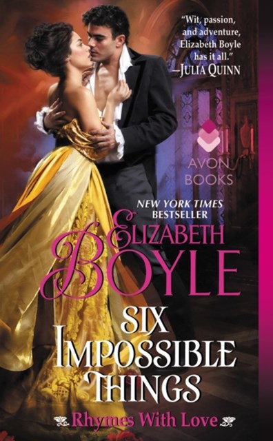 (ebook) Six Impossible Things