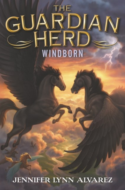 The Guardian Herd: Windborn