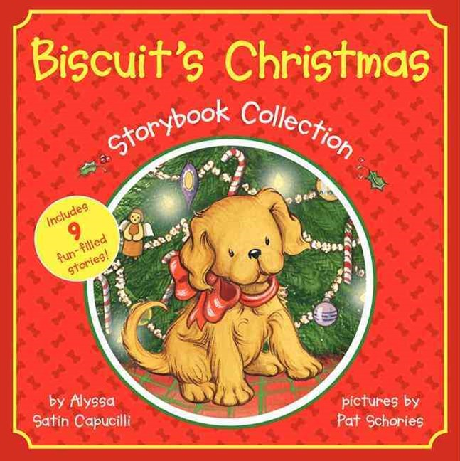 Biscuit's Christmas Storybook Collection