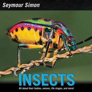 Insects by Seymour Simon (9780062289155) - HardCover - Non-Fiction Animals