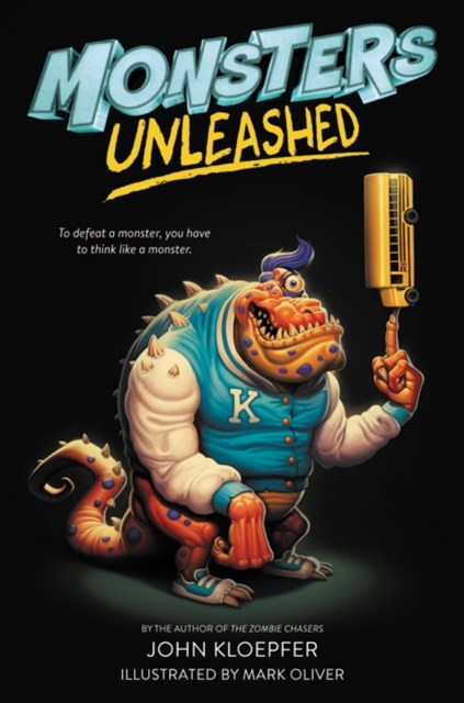 (ebook) Monsters Unleashed