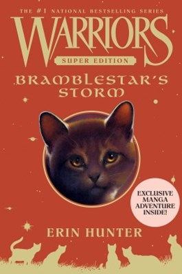 (ebook) Warriors Super Edition: Bramblestar's Storm