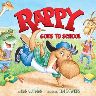 Rappy Goes To School - Non-Fiction Animals