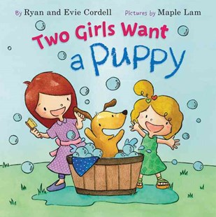 Two Girls Want a Puppy - Children's Fiction Early Readers (0-4)
