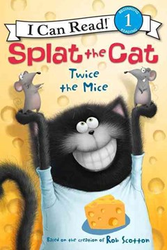 Splat the Cat - Twice the Mice