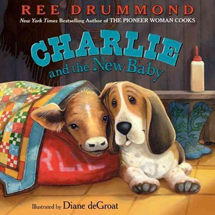 Charlie and the New Baby - Children's Fiction Intermediate (5-7)