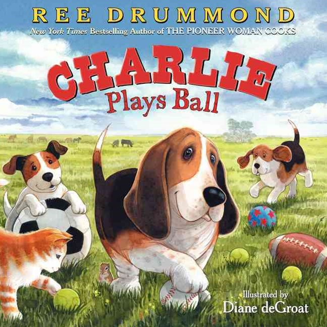 Charlie Plays Ball