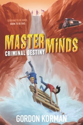 (ebook) Masterminds: Criminal Destiny