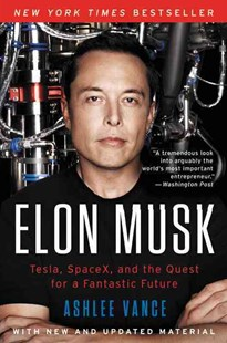 Elon Musk by Ashlee Vance (9780062301253) - PaperBack - Biographies Business