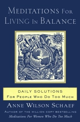 (ebook) Meditations for Living In Balance