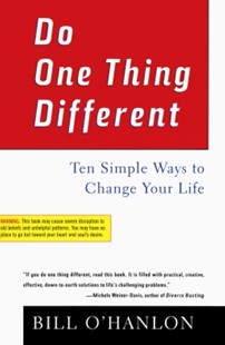 (ebook) Do One Thing Different - Education Teaching Guides