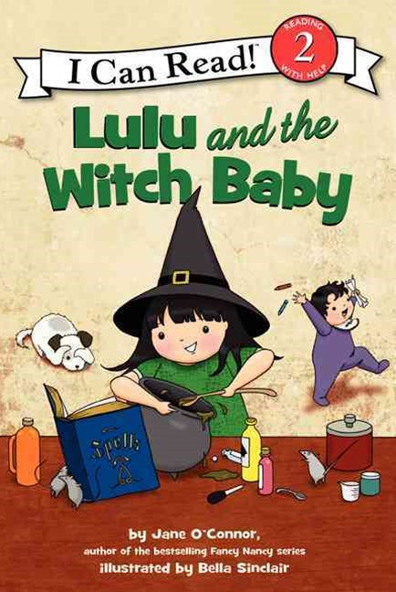 Lulu and the Witch Baby