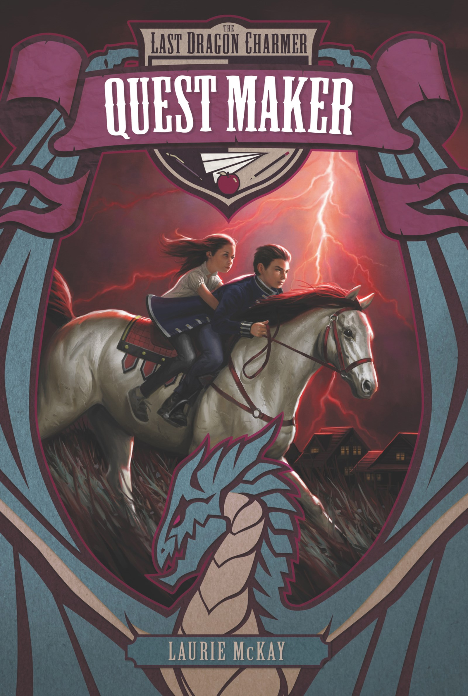 Last Dragon Charmer #2: The Quest Maker