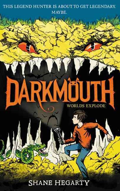 Darkmouth #2: Worlds Explode