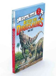After The Dinosaurs Box Set: After the Dinosaurs, Beyond the Dinosaurs, The Day the Dinosaurs Died