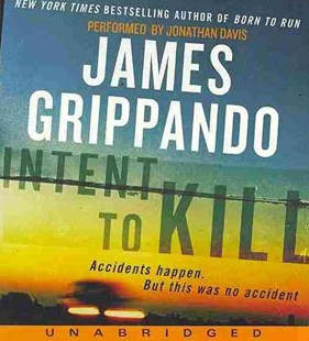 Intent To Kill: A Novel Of Suspense [Unabridged Low Price CD] - Crime Mystery & Thriller