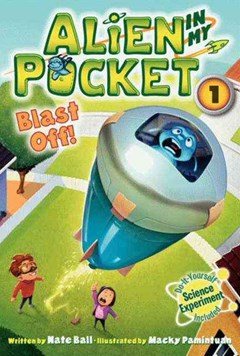 Alien in My Pocket - Blast Off!