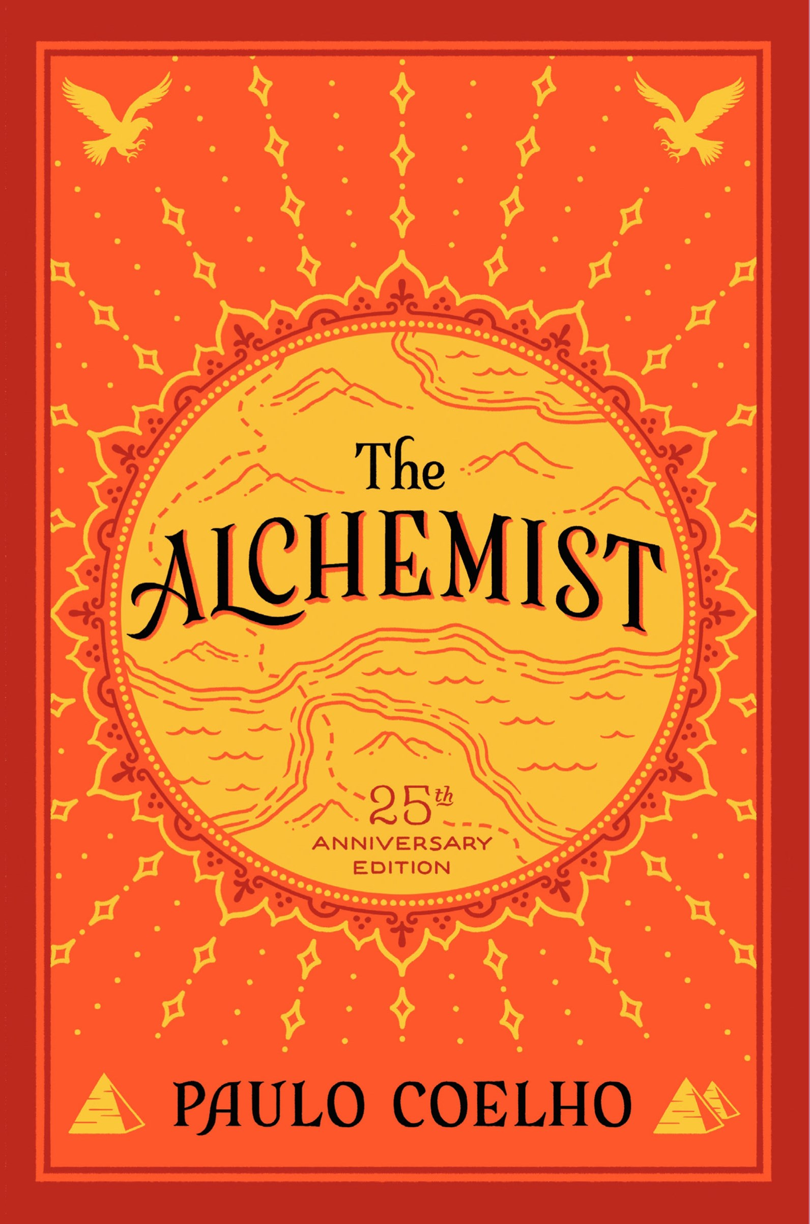 The Alchemist 25th Anniversary Edition   | Tuggl